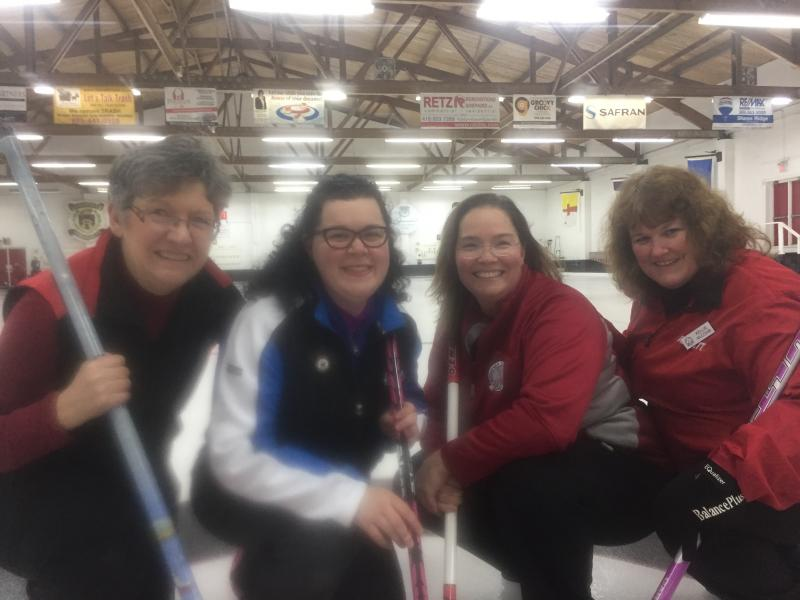 Interfaith Clergy Curling Toronto BOnspiel